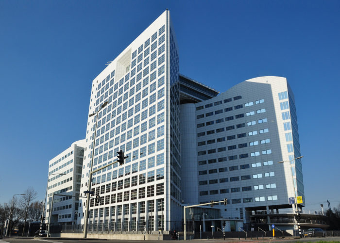International Criminal Court Building in The Hague, Netherlands. (Vincent van Zeijst via Wikimedia)