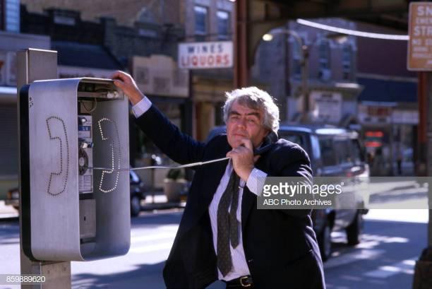 Jimmy Breslin, Queens, N.Y., 1986. (Ken Regan /ABC via Getty Images)