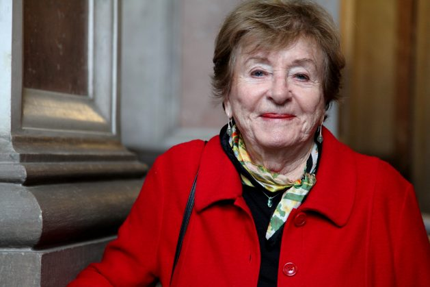 Birgitta Karlström Dorph, 79, served as Sweden's ambassador to Ethiopia and later Botswana. (Ida Karlsson/IPS)